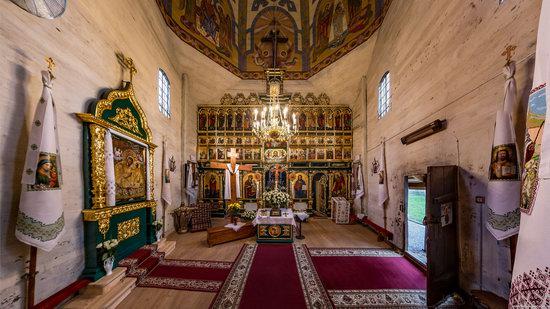St. Nicholas Church in Kamianka-Buzka, Lviv region, Ukraine, photo 9