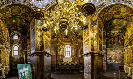 Gate Church of the Trinity in Kyiv, Ukraine, photo 13