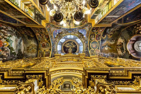 Gate Church of the Trinity in Kyiv, Ukraine, photo 14