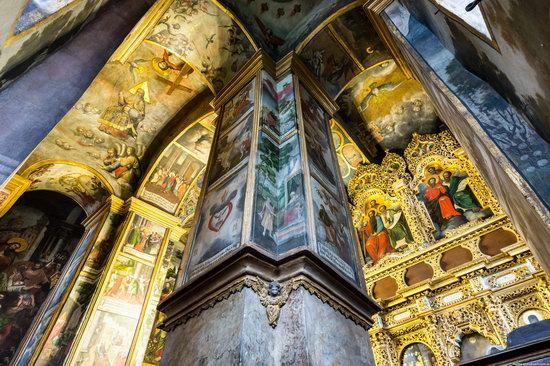 Gate Church of the Trinity in Kyiv, Ukraine, photo 17
