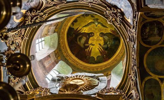 Gate Church of the Trinity in Kyiv, Ukraine, photo 20