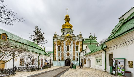 Gate Church of the Trinity in Kyiv, Ukraine, photo 25