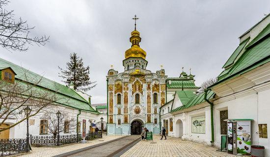 Gate Church of the Trinity in Kyiv, Ukraine, photo 25
