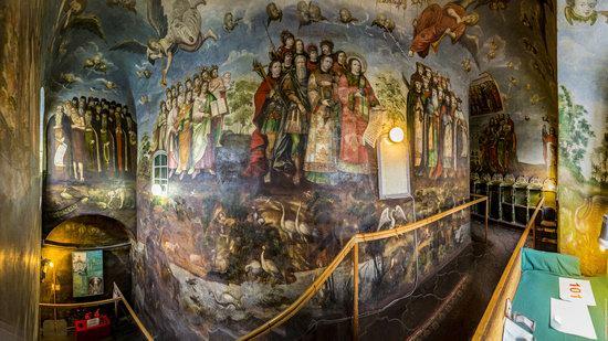 Gate Church of the Trinity in Kyiv, Ukraine, photo 7