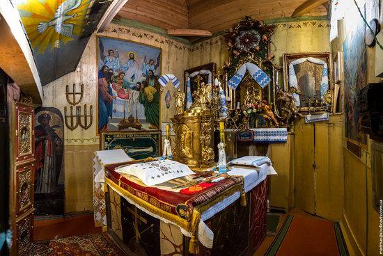 Assumption Church in Klits'ko, Lviv region, Ukraine, photo 12