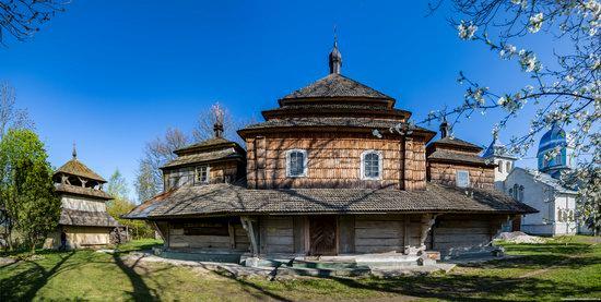 Assumption Church in Klits'ko, Lviv region, Ukraine, photo 13