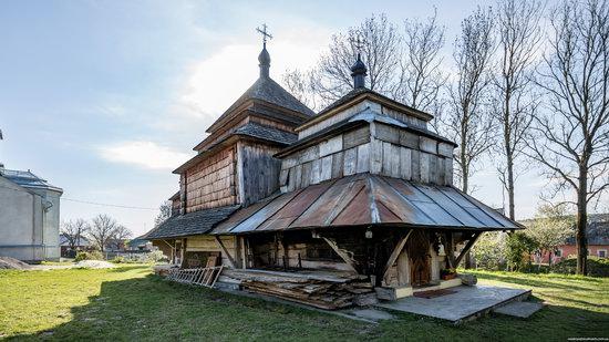Assumption Church in Klits'ko, Lviv region, Ukraine, photo 2