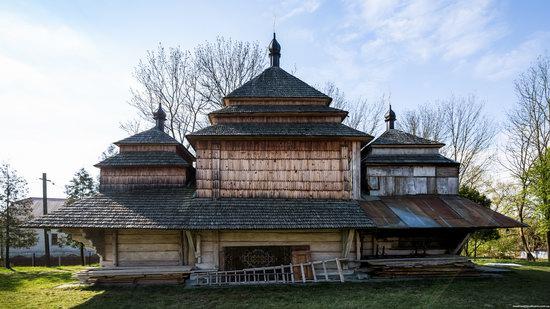 Assumption Church in Klits'ko, Lviv region, Ukraine, photo 4