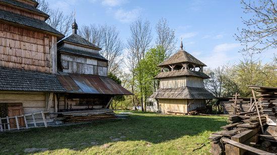 Assumption Church in Klits'ko, Lviv region, Ukraine, photo 5