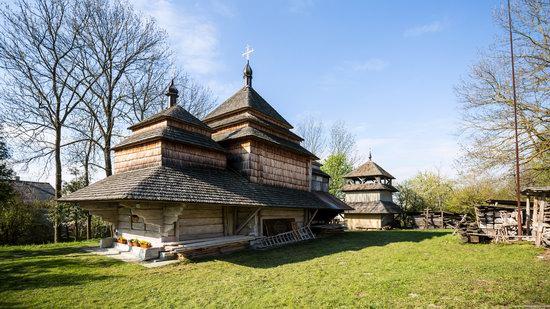 Assumption Church in Klits'ko, Lviv region, Ukraine, photo 6