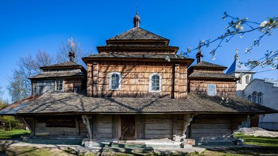 Assumption Church in Klits'ko, Lviv region, Ukraine, photo 9