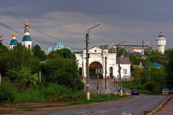 Walking through the streets of Hlukhiv, Ukraine, photo 1