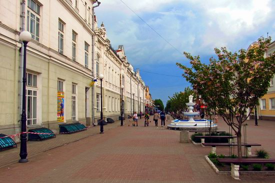 Walking through the streets of Hlukhiv, Ukraine, photo 3