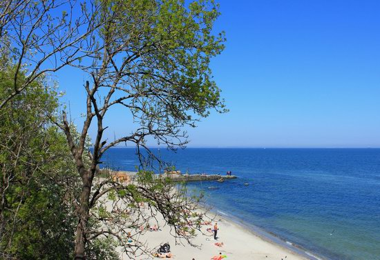 Walking around Odessa, Ukraine in May, photo 2
