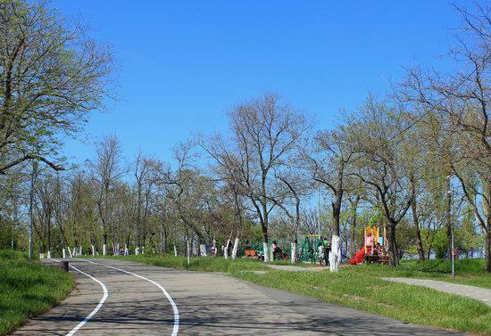 Walking around Odessa, Ukraine in May, photo 3