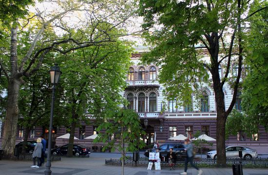 Walking around Odessa, Ukraine in May, photo 6