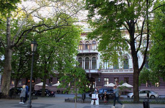 Walking around Odessa, Ukraine in May, photo 6