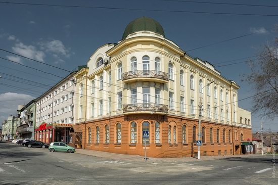 Picturesque Old Houses of Mariupol, Ukraine, photo 15