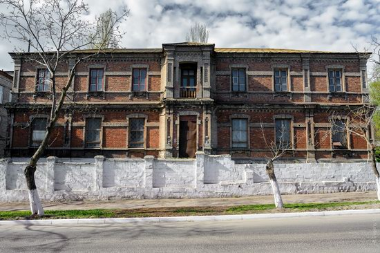 Picturesque Old Houses of Mariupol, Ukraine, photo 17