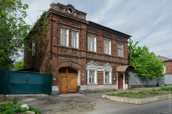 Picturesque Old Houses of Mariupol, Ukraine, photo 18