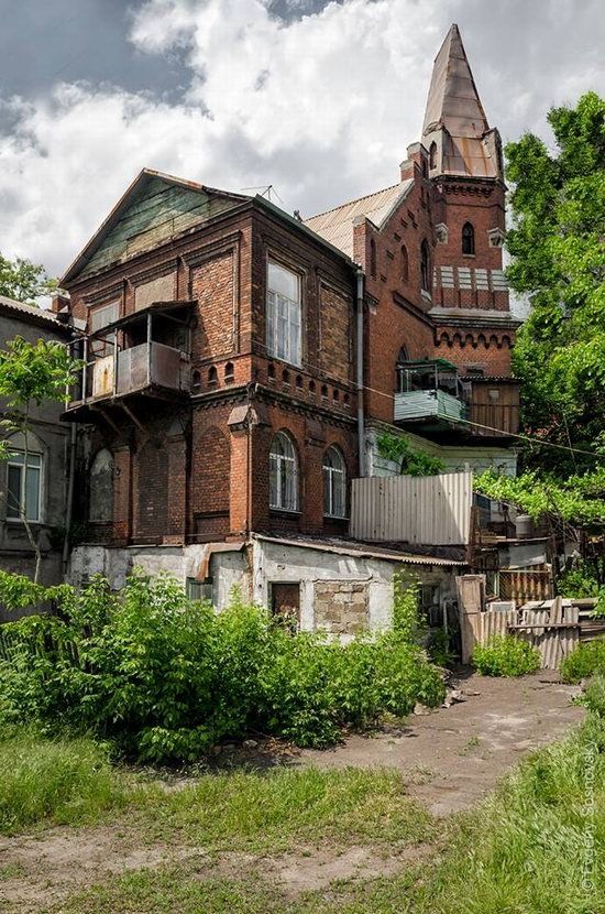 Picturesque Old Houses of Mariupol, Ukraine, photo 2