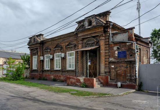 Picturesque Old Houses of Mariupol, Ukraine, photo 20