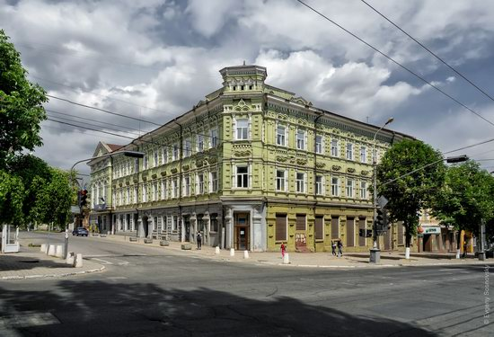 Picturesque Old Houses of Mariupol, Ukraine, photo 22