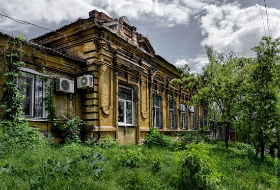 Picturesque Old Houses of Mariupol, Ukraine, photo 23