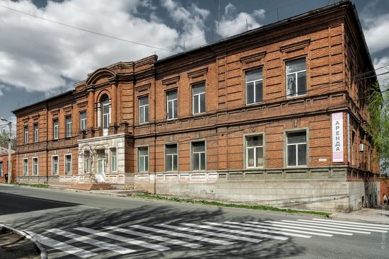 Picturesque Old Houses of Mariupol, Ukraine, photo 24