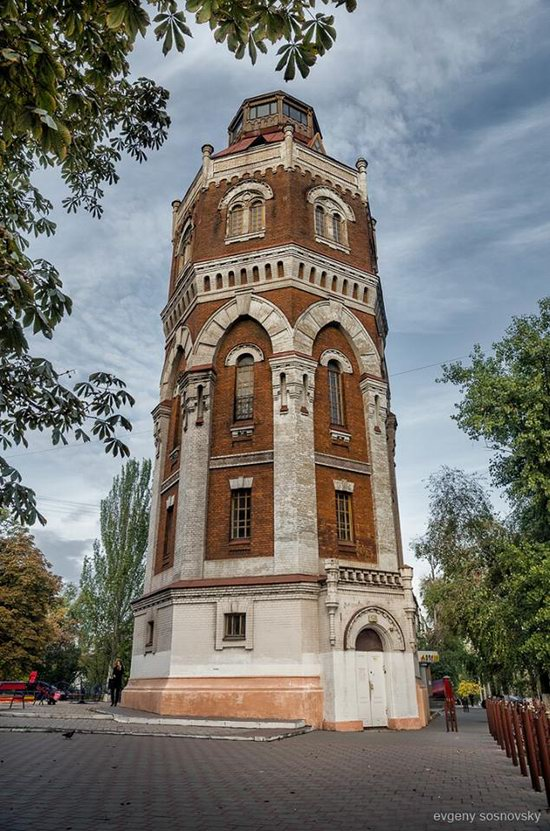 Picturesque Old Houses of Mariupol, Ukraine, photo 4