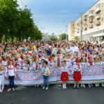 Vyshyvanka Day in Mariupol