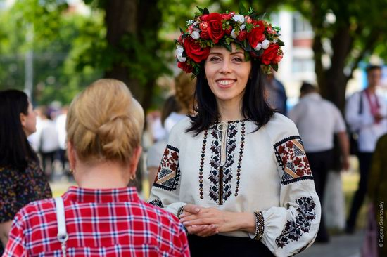 Vyshyvanka Day 2018 in Mariupol, Ukraine, photo 11