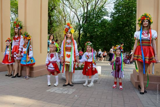 Vyshyvanka Day 2018 in Mariupol, Ukraine, photo 15