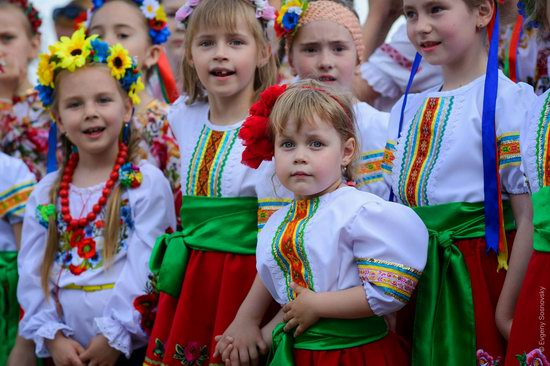 Vyshyvanka Day 2018 in Mariupol, Ukraine, photo 17