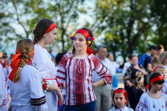 Vyshyvanka Day 2018 in Mariupol, Ukraine, photo 22