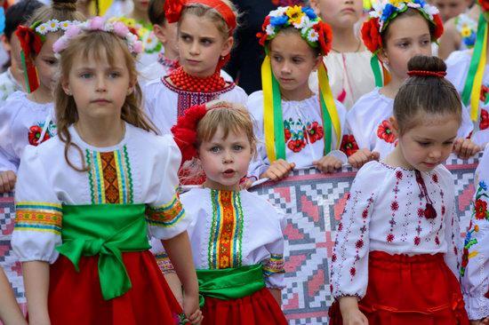 Vyshyvanka Day 2018 in Mariupol, Ukraine, photo 3