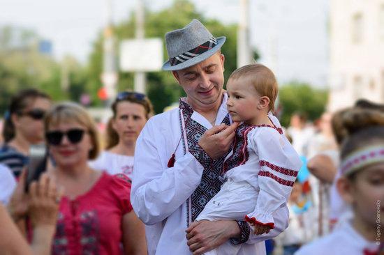 Vyshyvanka Day 2018 in Mariupol, Ukraine, photo 9