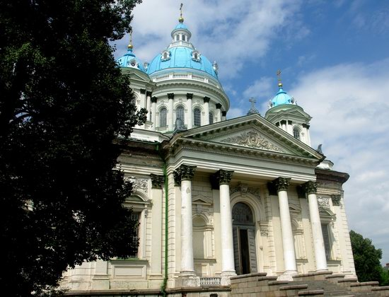 Beautiful churches of Sumy, Ukraine, photo 1