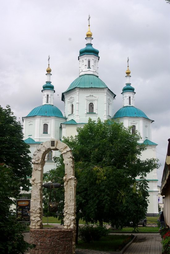 Beautiful churches of Sumy, Ukraine, photo 10