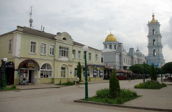 Beautiful churches of Sumy, Ukraine, photo 12