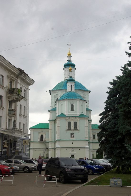 Beautiful churches of Sumy, Ukraine, photo 7