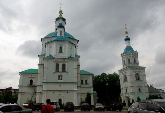 Beautiful churches of Sumy, Ukraine, photo 8