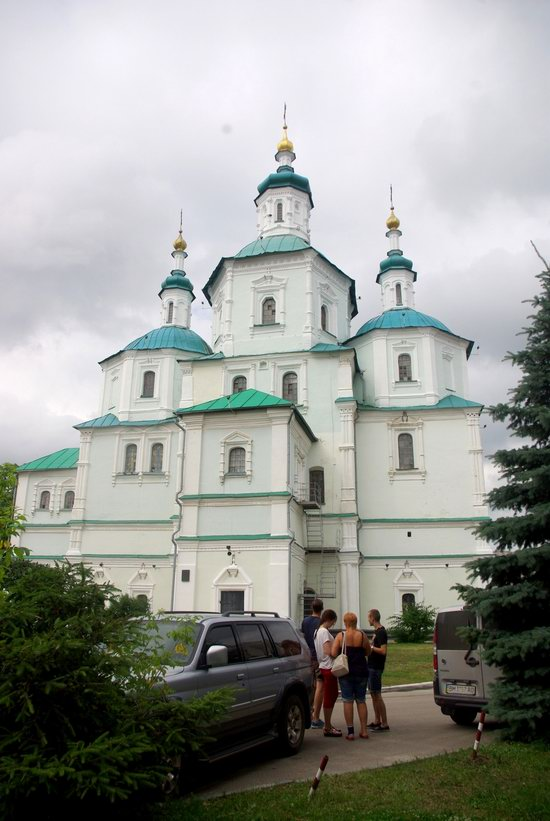 Beautiful churches of Sumy, Ukraine, photo 9
