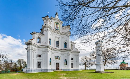 Dominican Church in Staryi Chortoryisk, Ukraine, photo 2