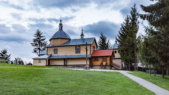 Immaculate Conception Church, Vysloboky, Ukraine, photo 1