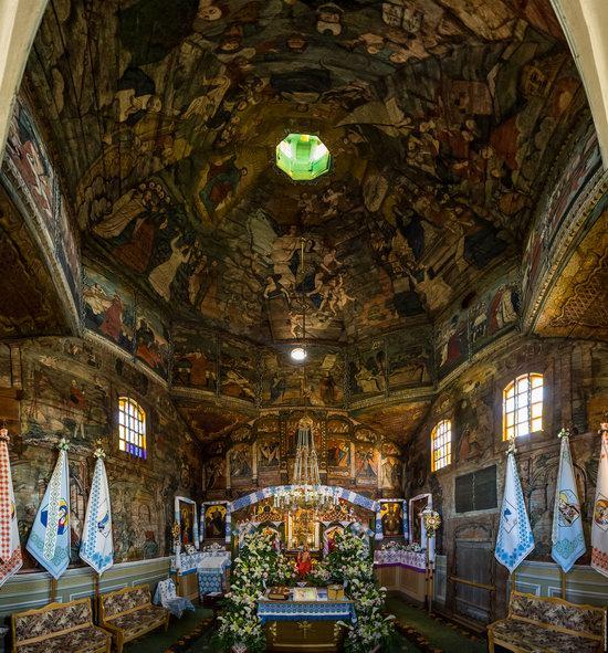 Immaculate Conception Church, Vysloboky, Ukraine, photo 11