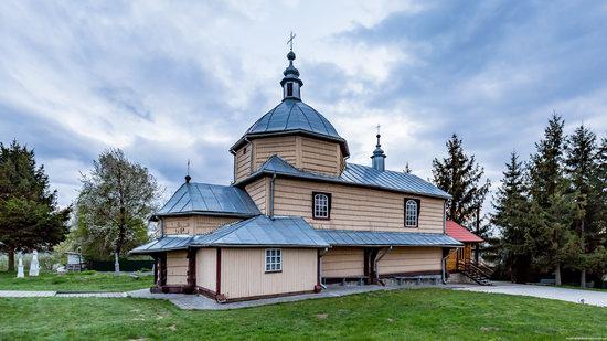 Immaculate Conception Church, Vysloboky, Ukraine, photo 15