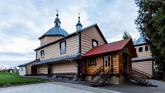 Immaculate Conception Church, Vysloboky, Ukraine, photo 2