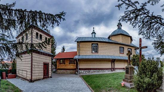 Immaculate Conception Church, Vysloboky, Ukraine, photo 4