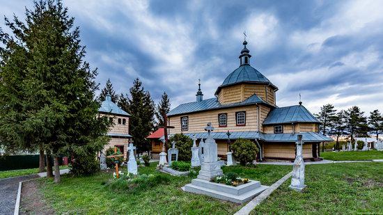 Immaculate Conception Church, Vysloboky, Ukraine, photo 5